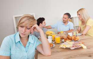 vrei să eviți reuniunile de familie de Paști