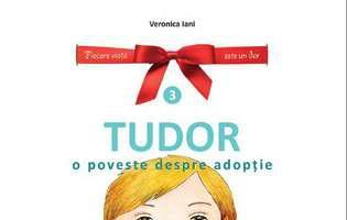 """""""Tudor - o poveste despre adopție"""""""
