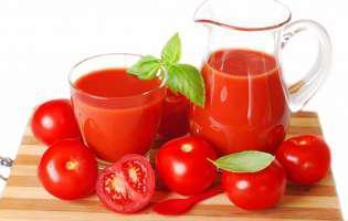 Dieta cu suc de roșii te ajută să slăbești ușor 6 kilograme și să-ți detoxifici organismul. Metoda cea mai sigură să scapi de celulită