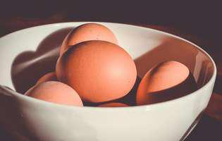 cum se mănâncă ouăle în condiții sigure