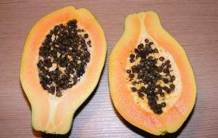 Băutura cu papaya ce oferă strălucire tenului și pielii