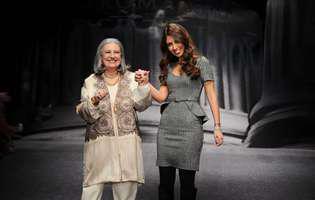 Celebra creatoare italiană de modă Laura Biagiotti a murit, în urma unui infarct