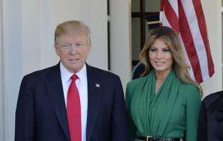Melania Trump, Prima Doamnă a SUA, a fost operată! Ce s-a întâmplat