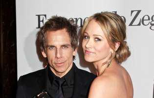 S-au împăcat! Ben Stiller și Christine Taylor, împreună pe covorul roșu la doi ani de când au anunțat că divorțează. Radiază de fericire