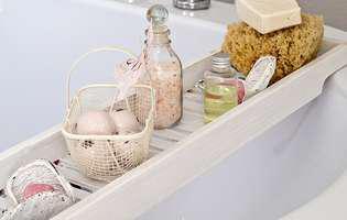 Remedii naturiste pentru diverse afecțiuni pe care le pui în apa de baie