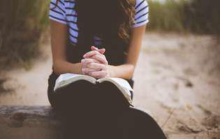 Rugăciunea elevilor este puternică și ajutătoare