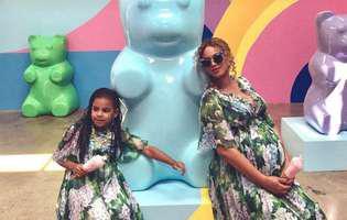Beyonce urmează să devină mamă de gemeni. Unde și când va naște artista