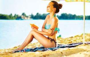 ingredintele periculoase din loțiunile de plajă