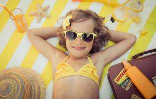 cea mai bună cremă de protecție solară pentru copii