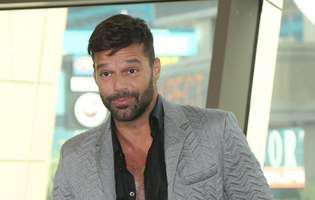 """Ricky Martin a anunțat că se căsătorește: """"Va fi un eveniment mare. Vreau să fie ceva grandios"""""""