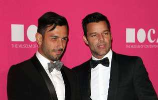 Ce copii frumoși are Ricky Martin! Artistul se pregătește să devină din nou tătic