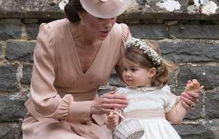 """Kate Middleton a vorbit deschis despre modul în care își crește copiii: """"Eu și William vrem să-i învățăm pe copiii noștri, George și pe Charlotte, cât de importante sunt aceste lucruri în viață"""""""