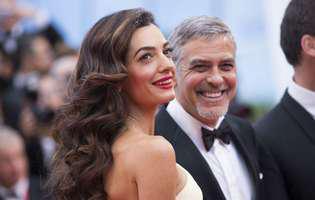 Tatăl lui George Clooney a dezvăluit detalii despre copii actorului. Cu cine seamănă gemenii