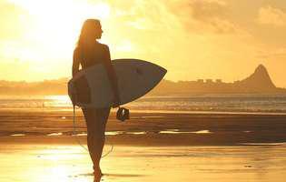surfing, plaja