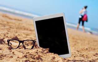 detoxifiere digitală în vacanță