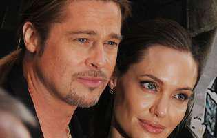 Angelina Jolie îi simte lipsa lui Brad Pitt acum mai mult ca oricând