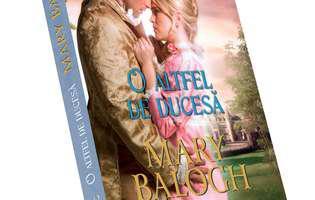 """""""O altfel de ducesă"""" de Mary Balogh, un roman de dragoste… comic"""