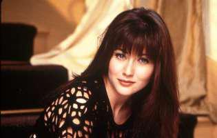 """Cum arată și ce face Shannen Doherty, Brenda din """"Beverly Hills 90210"""", la două luni după ce s-a vindecat de cancer. Ce frumoasă e!"""