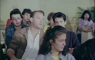 """Actorii din """"Liceenii"""" s-au revăzut după 30 de ani de la lansarea filmului care i-a făcut celebri: """"Reuniunea de clasă"""""""