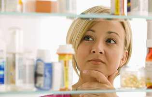 greșeli de evitat când iei medicamente