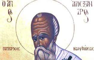 Rugăciunea făcătoare de minuni la Sfântul Alexandru