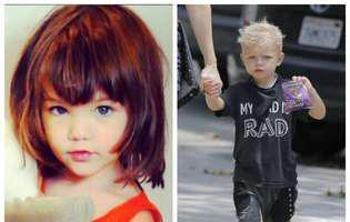 Cei mai frumoși copii de la Hollywood. Te topești când îi vezi