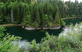 cele mai frumoase lacuri din România