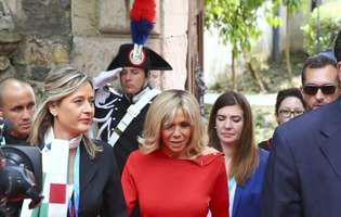 Cum se menține în formă soția lui Emmanuel Macron. Ce mănâncă și ce face în fiecare zi ca să arate așa bine
