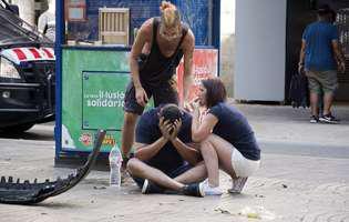 """O îndrăgită vedetă TV de la noi a trăit pe viu clipele de teroare din centrul Barcelonei. Mesajul său este cutremurător: """"Am avut neșansa să fiu martorul unor momente de cumpănă, de tristețe si neputință…"""""""