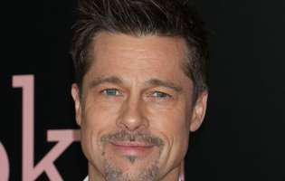 Brad Pitt a făcut o nouă cucerire. Cine este blonda superbă care i-a cucerit inima. Sunt superbi împreună