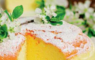 prăjitură fără gluten