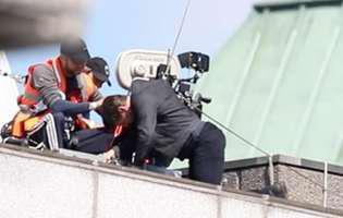 Tom Cruise a ajuns de pe platoul de filmare la spital. În ce stare e actorul