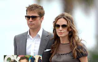 Decizie șocantă luată de Brad Pitt. S-a mutat din nou cu Angelina Jolie și copiii lor!