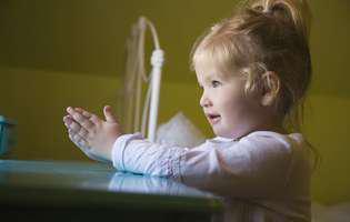 Rugăciunea pentru copilul bolnav