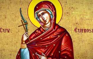 Sfânta Eufrosina