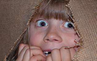 Ce îi sperie pe copii și de ce. Cum rezolvi situația