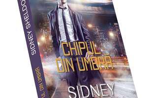 """""""Chipul din umbră"""" de Sidney Sheldon"""