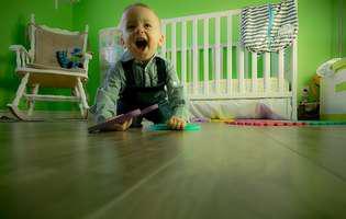 Activități distractive pentru copilul în vârstă de 1 an