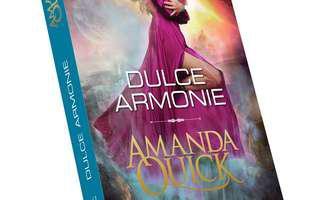 """Dulce armonie"", un roman de dragoste științifico-fantastic, marca Amanda Quick"