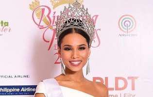 Elizabeth Clenci, o frumusețe cu origini românești, a devenit Miss în Filipine
