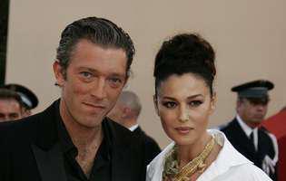 Monica Bellucci și Vincent Cassel au divorțat după 14 de ani de căsnicie, dar celebrul actor a înlocuit-o rapid pe superba brunetă