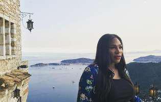 Serena Williams a făcut publică prima imagine cu fiica ei
