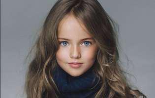 O rusoaică este cea mai frumoasă fetiță din lume. Încearcă să o detroneze pe mult mai celebra Thylane Blondeau