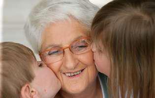 o bunică