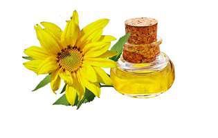 Tratament pentru păr cu ulei de floarea soarelui