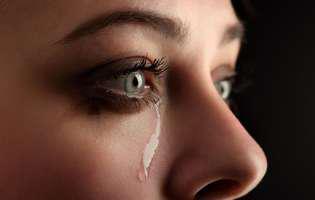 De ce e bine să plângi? Iată care sunt beneficiile plânsului, explicate de medicul psiholog