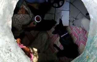 Povestea cutremurătoare a unui cuplu din Columbia. Trăiesc de 22 de ani într-o canalizare