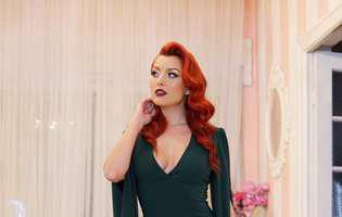 Elena Gheorghe nu mai arată așa! Schimbare de look radicală pentru botezul Bebelindei! Iată cum arată acum