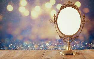 oglinda poate fura sufletul