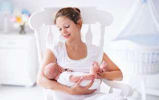 Cum scapi de excesul de grăsime și pielea lăsată după naștere. Alăptează